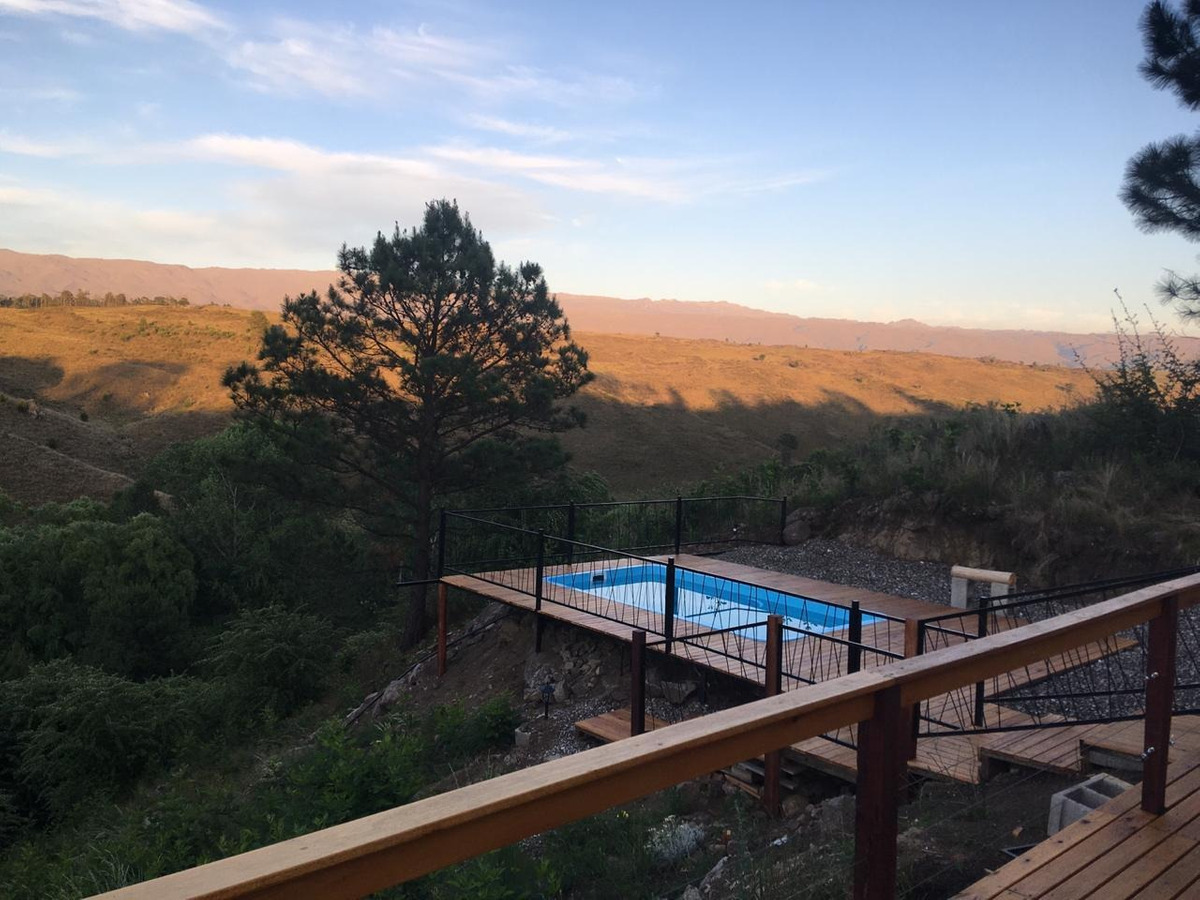 alquiler casa en villa yacanto de calamuchita vista sierras