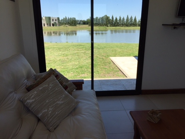 alquiler casa lago x dia y fin de semana - brandsen zona sur