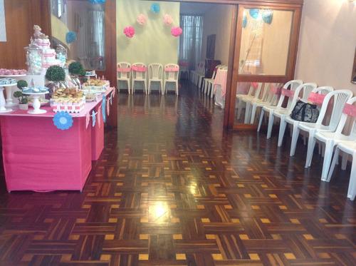 alquiler casa local  para eventos baby shower en san isidro