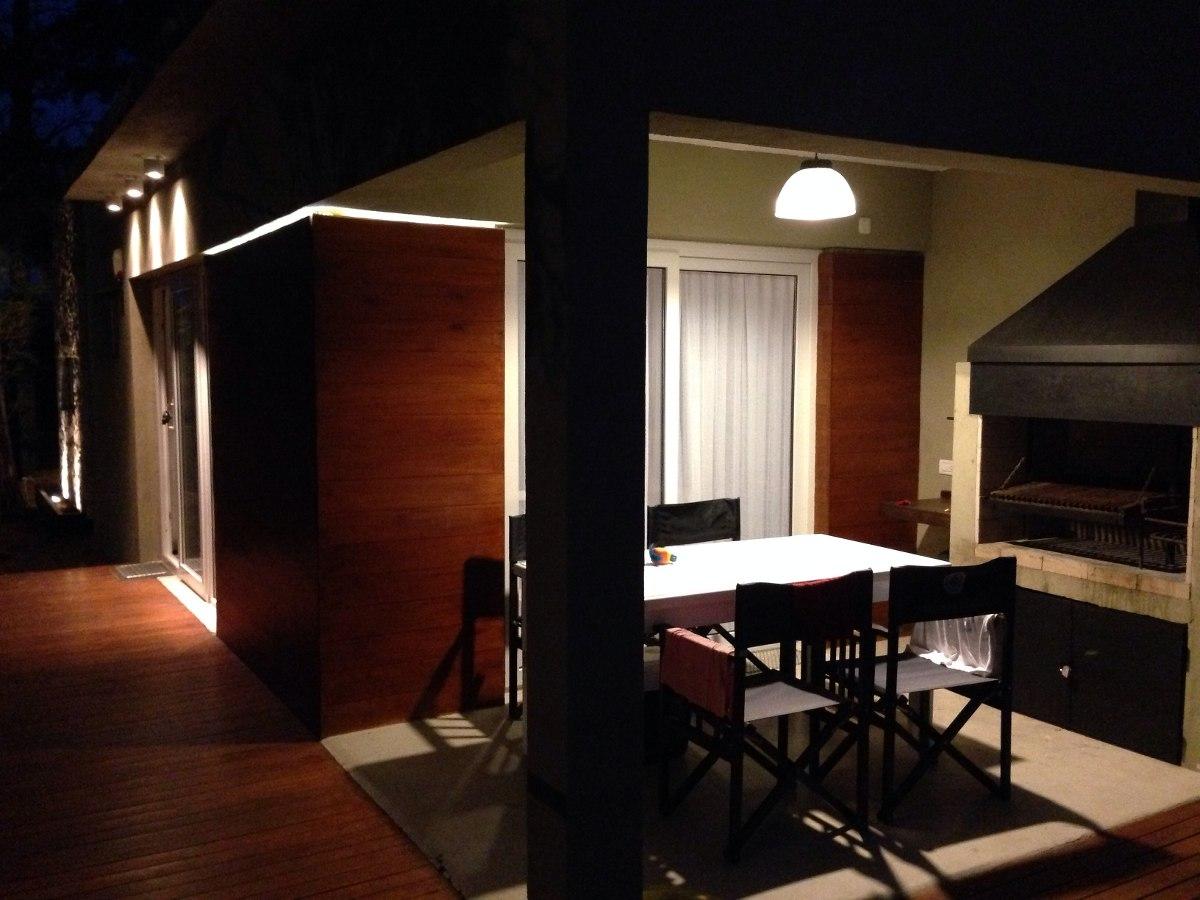 alquiler casa mar azul 3 ambientes + depto 2 ambientes