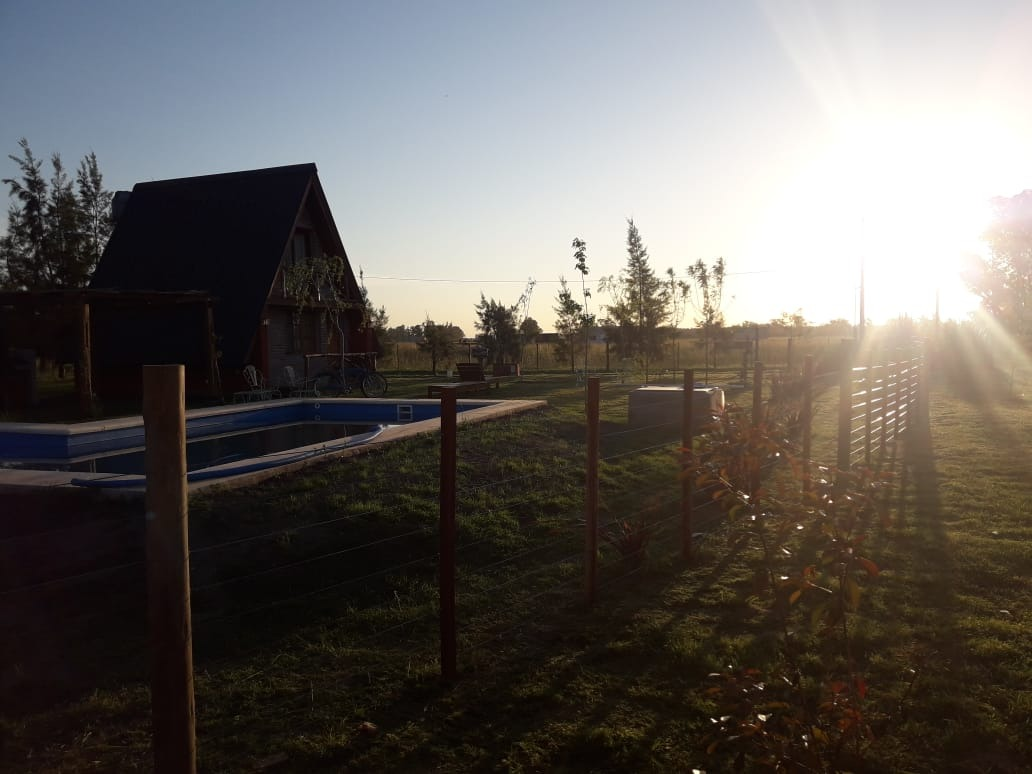 alquiler casa quinta campo cabaña san miguel del monte lagun