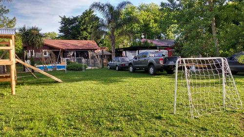 alquiler casa quinta con pileta en parque las naciones