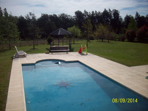 alquiler casa quinta country pilar verano 2019