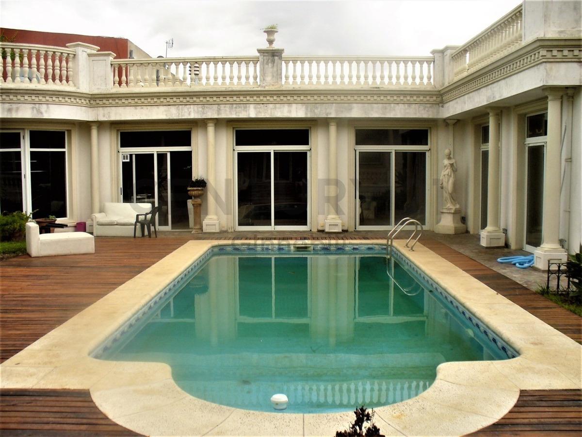 alquiler casa quinta residencial 7 ambientes en banfield