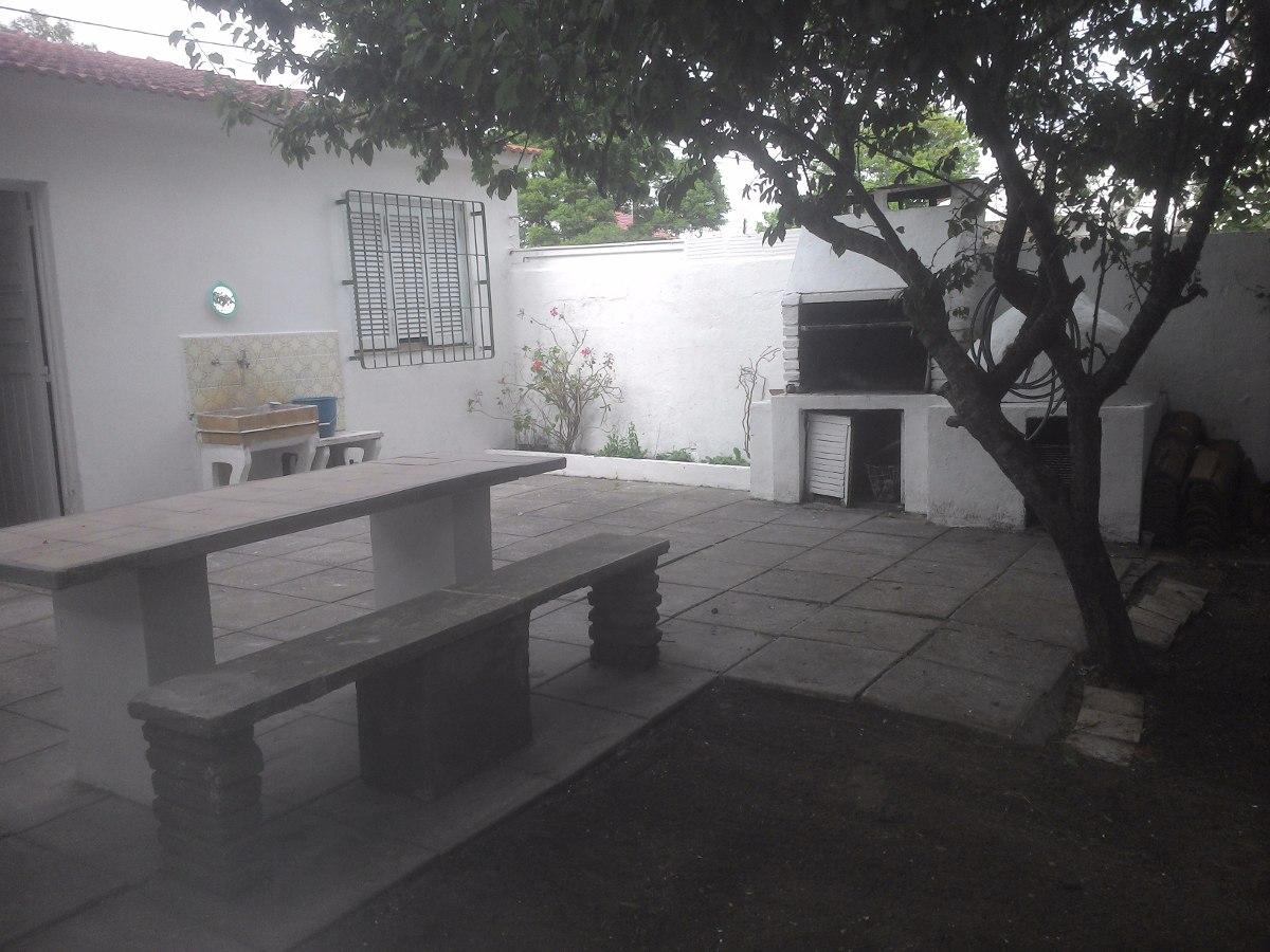 alquiler casa santa teresita - para 6 personas - verano 2020