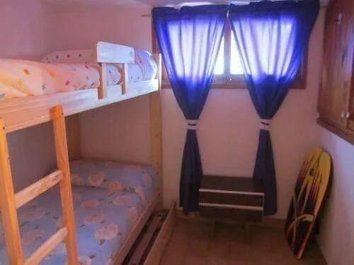 alquiler casa triplex en mar del tuyu,3 hab,2 baños 9 camas.