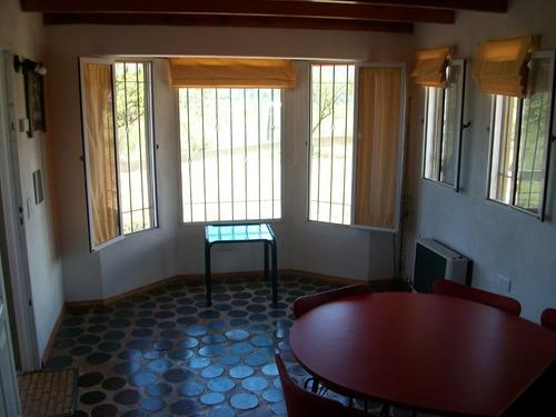alquiler casa villa del dique calamuchita cordoba 2019