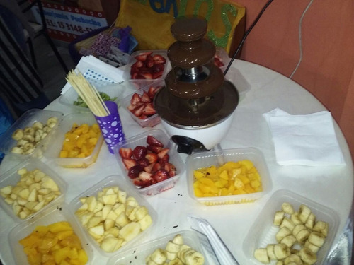 alquiler cascada chocolate y queso .precios economicos!!!!