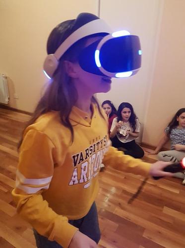 alquiler casco realidad virtual ps4 cumples fiestas eventos!