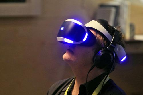 alquiler casco realidad virtual vr ps4 cumple fiesta eventos