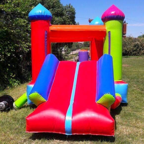 alquiler castillo inflable