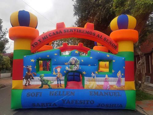 alquiler castillo inflable fiestas infantiles