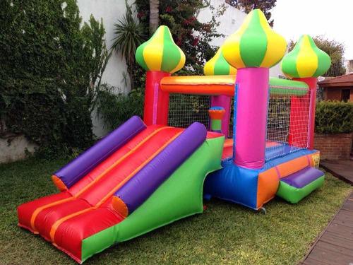 alquiler castillo inflable zona oeste