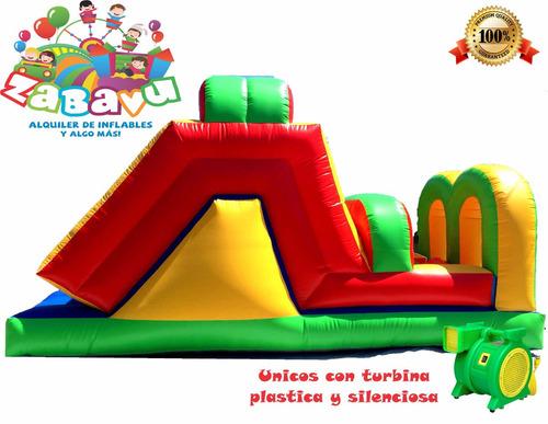 alquiler castillos inflables gigantes y juegos