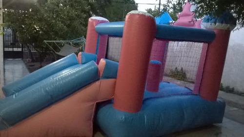 alquiler castillos inflables + metegol+pool+tejo