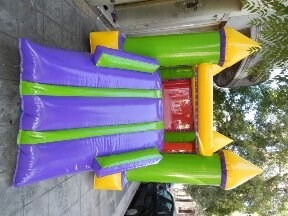 alquiler castillos  inflables peloteros metegol tejo plaza