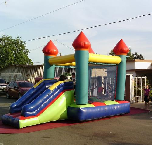 alquiler castillos inflables trampolin san francisco