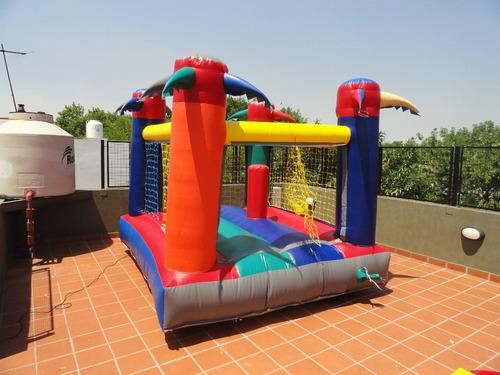 alquiler castillos inflables,juegos de living y metegoles!!!