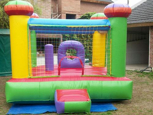 alquiler castillos metegol tejo cumpleaños fiesta infantil