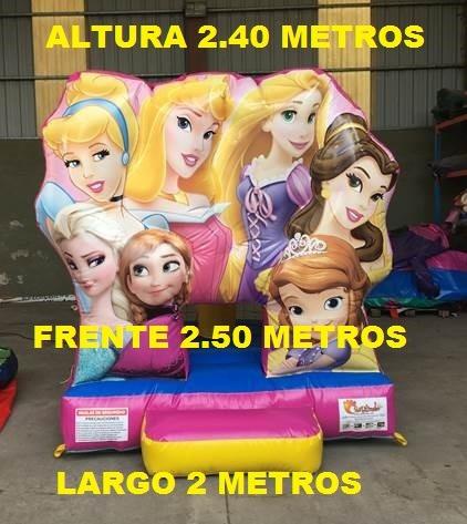 alquiler castillos princesas metegol plaza blanda tejo