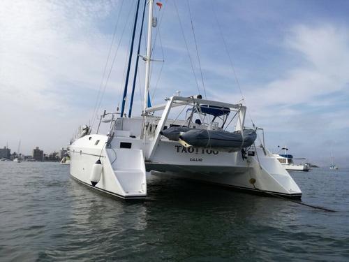 alquiler catamaran hasta 28 personas