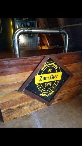 alquiler chopera cerveza artesanal e instalación de equipos