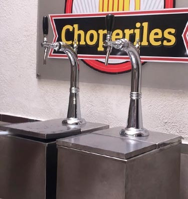 alquiler chopera cerveza heineken 30 lts.