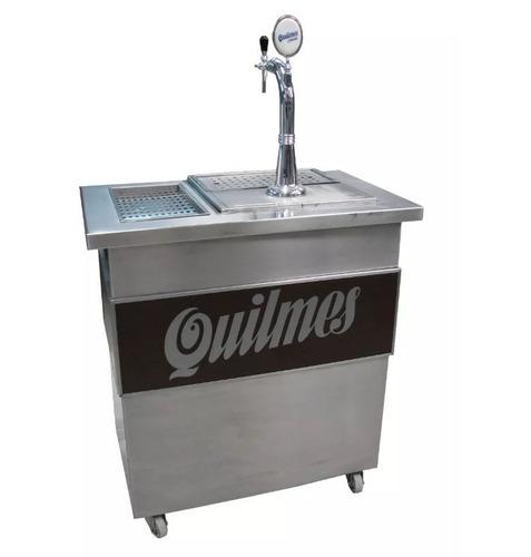 alquiler chopera cerveza quilmes 50 litros