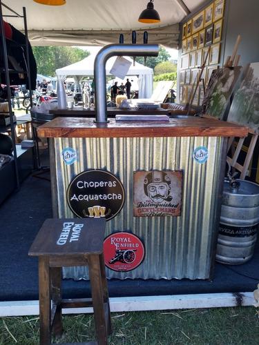 alquiler chopera cerveza tirada promo mes enero