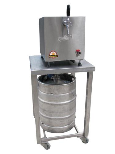 alquiler chopera de cerveza budweiser 50 litros *promo*