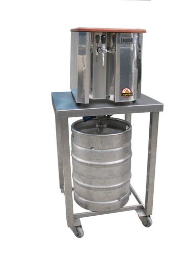alquiler chopera de cerveza heineken 30 lit.