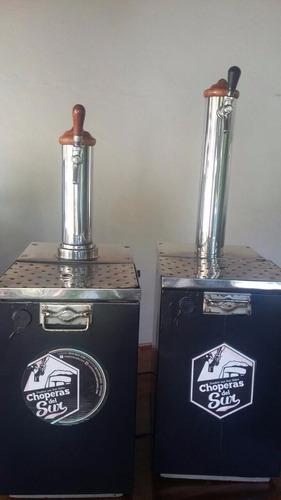 alquiler choperas - heineken quilmes y cerveza artesanal