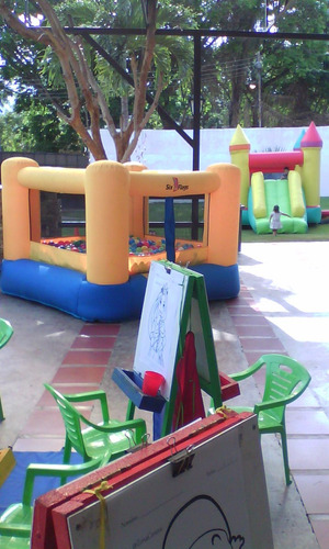 alquiler colchones inflable,cama elastica,piscina de pelota