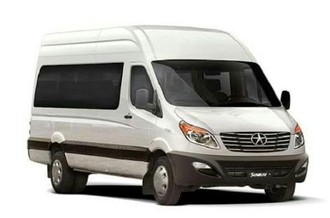 alquiler con chofer vans mini buses serv. turistico y ejecu.