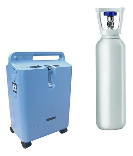 alquiler concentrador oxigeno domiciliario caba, gba y lp