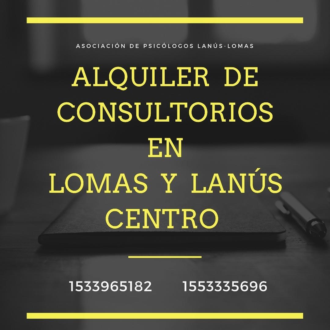 alquiler consultorio lomas