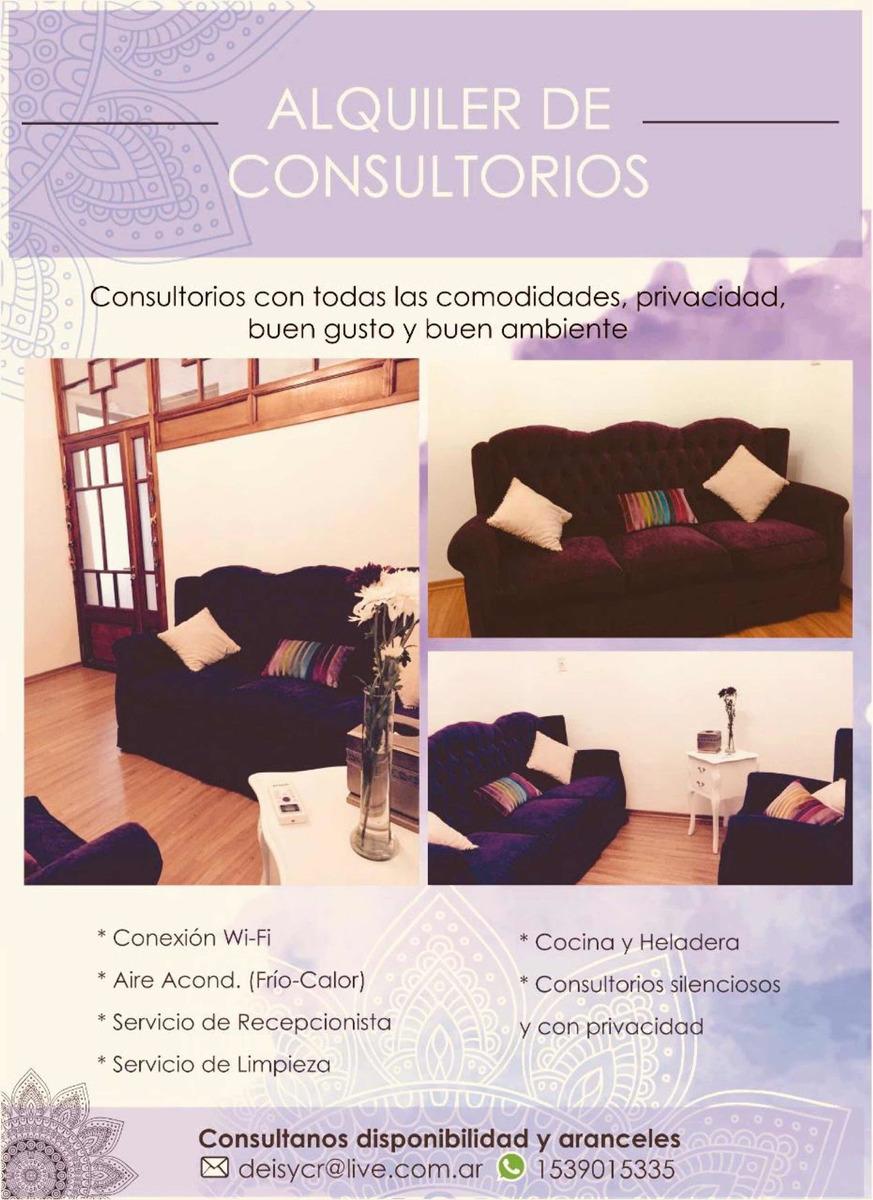 alquiler consultorio quilmes centro