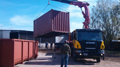alquiler container obrador / pañol / deposito herramientas