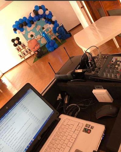 alquiler  corneta amplificada calidad en sonido para fiestas