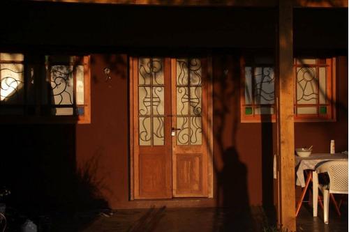 alquiler costa del este- casa 3 y 1 dormitorio