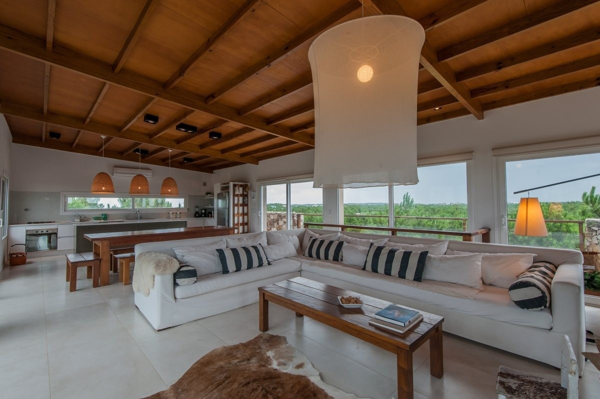 alquiler costa esmeralda - casa frente al mar - 5 dormitorio