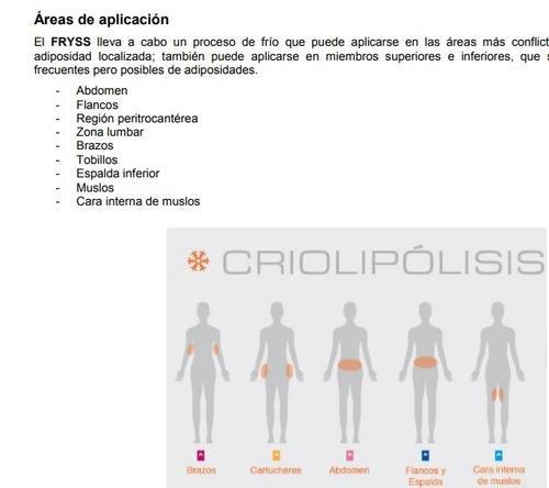 alquiler criolipolisis meditea