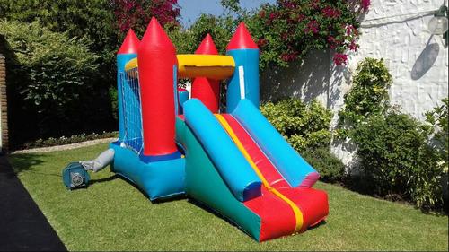 alquiler d inflables plaza blanda metegol tejo cama elastica