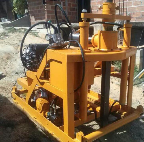alquiler dd maquina para estudio de suelos, picotes y microp