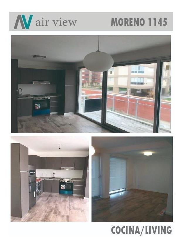 alquiler de 3 amb en zona torreón, con cochera a estrenar - piso 5° (quinto piso) - inmejorable vista y ubicación -