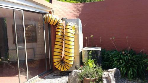 alquiler de aire acondicionado para carpas o salones