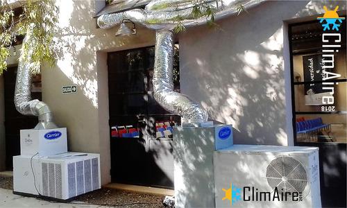 alquiler de aire acondicionado y calefaccion para eventos