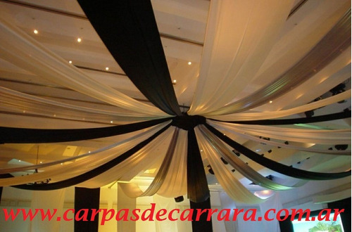 alquiler de alfombrados entelado cortinados eventos fiestas