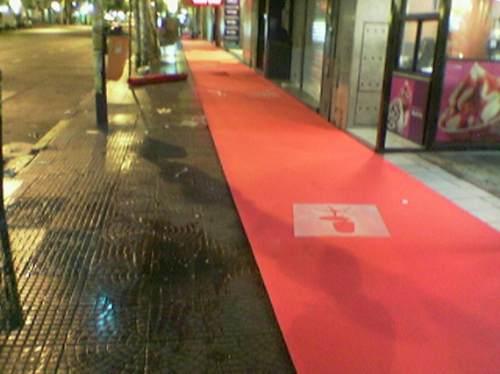 Alquiler de alfombras tarimas escenarios pistas de baile - Alquiler alfombras ...