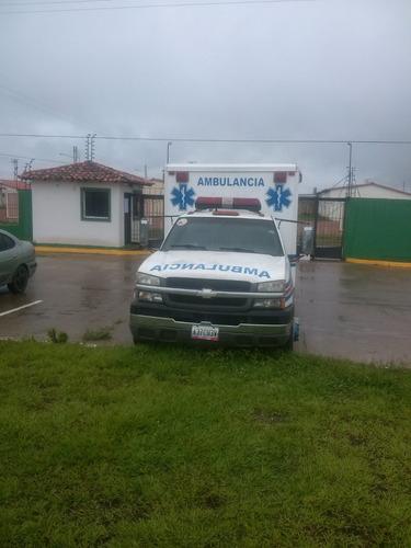alquiler  de ambulancia